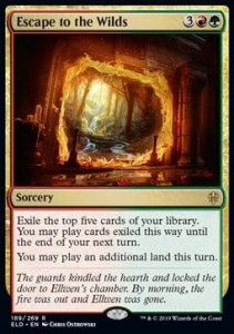 Escape to the Wilds FOIL