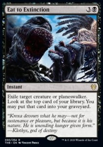 Eat to Extinction FOIL