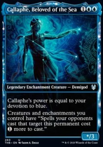 Callaphe, Beloved of the Sea ALT
