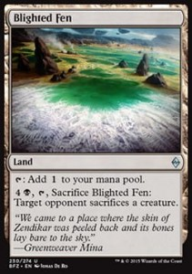 Blighted Fen