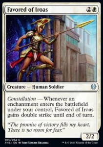 Favored of Iroas FOIL