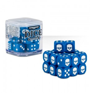 Citadel 12 mm Dice Cube - BLUE
